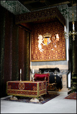 Table Carpet Stirling Castle